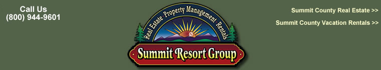 Summit Resort Group: Summit County Lodging, Real Estate and Property Management