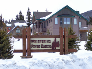 Whispering Pines in Summit Cove, Colorado